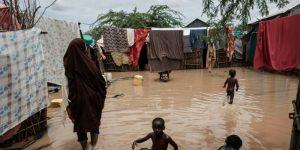 L' environnement    La prévention sur les dégâts causés par les inondanation...