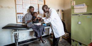 La santé   Renforcement des capacités du personnel de santé...