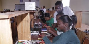 Le social  Appui aux Formations Professionnelles des jeunes [garçons...